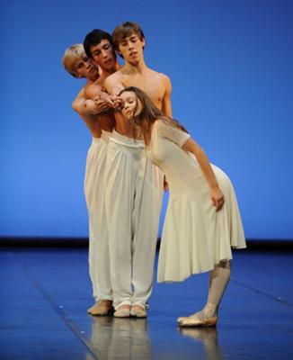 Ballet Dance - Pas de Quatre