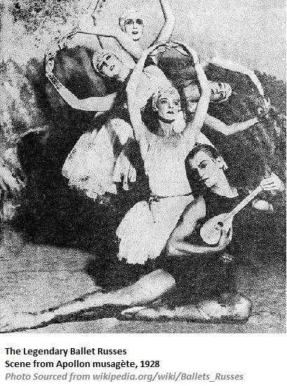 ballet history