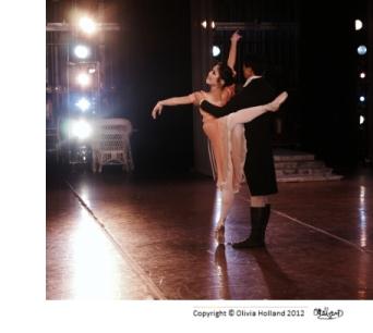 pointe-dance