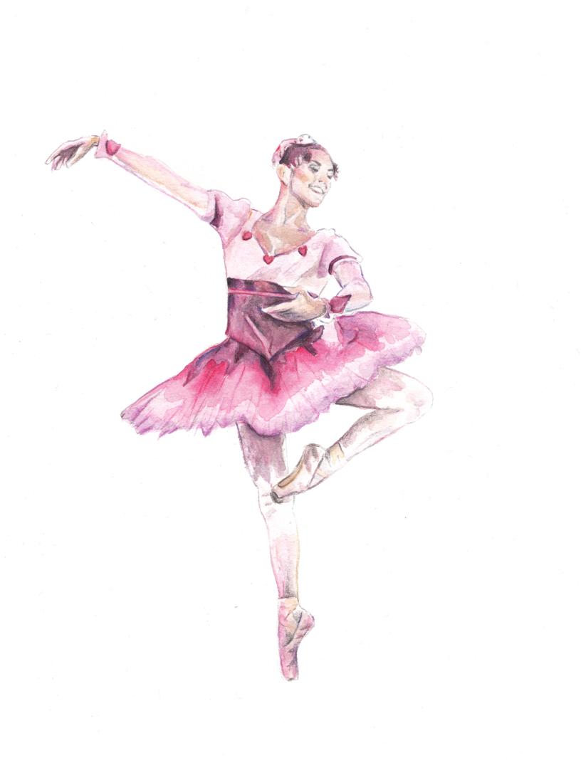 ballet supplies