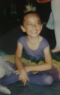 That's me when I was around 4 :)