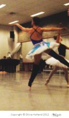 ballet-leotard