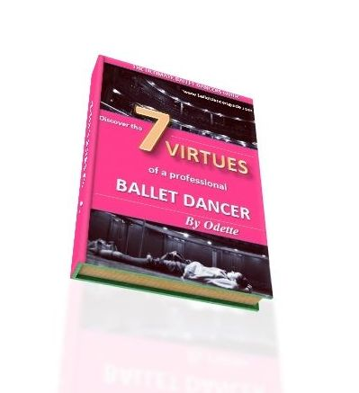 Search this site e.g. For ballet guidance: Be Ready for Pointe Shoes Ballet Bible - The 3 Secrets My Gift to You