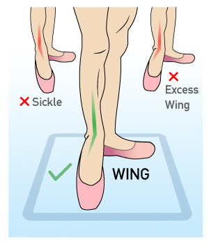 Feet Alignment in pointe <small><br>(photo sourced from ballet.isport.com)<br></small>
